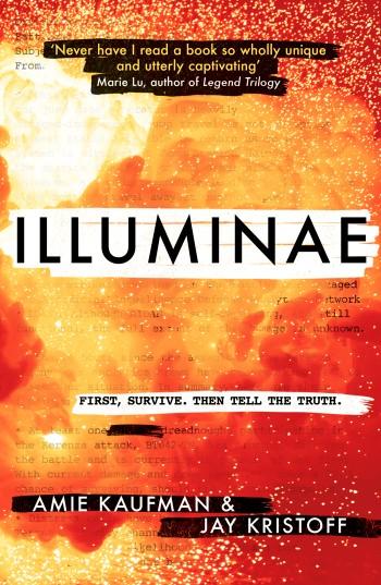 Amie Kaufman, Jay Kristoff - Illuminae