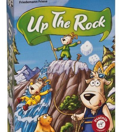 UP THE ROCK od PIATNIKU