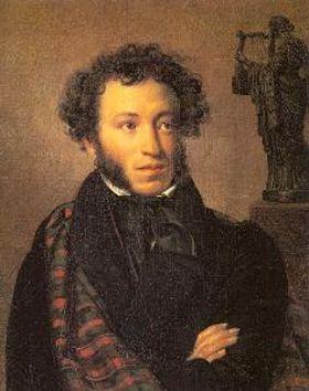 Kalendárium - Alexandr Sergejevič Puškin