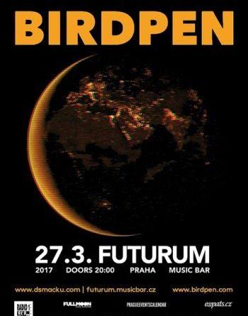 Praha bude jednou ze zastávek evropského turné BirdPen