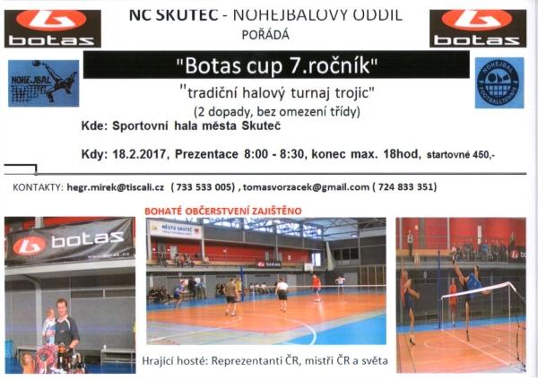 Nohejbalový turnaj trojic ve Skutči
