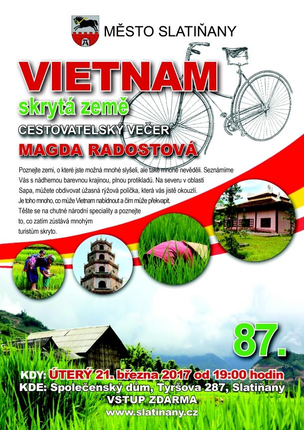 Magda Radostová: Vietnam - skrytá země