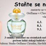 Oriflame – staňte se naší hvězdou