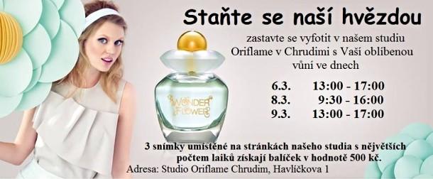 Oriflame - staňte se naší hvězdou