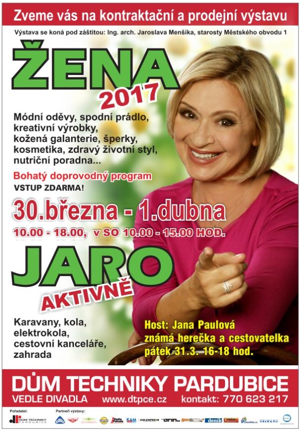 Žena - Jaro 2017