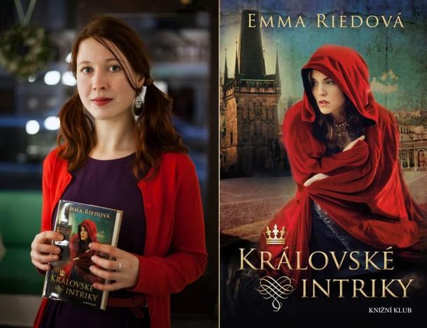 Emma Riedová - Královské intriky
