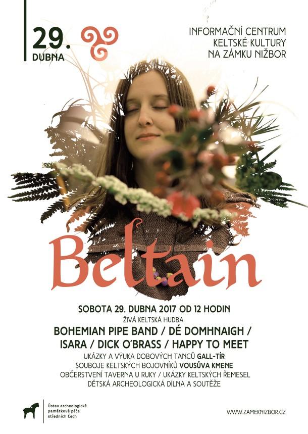 SOUTĚŽ o vstupenky na keltský svátek BELTAIN na zámku Nižbor