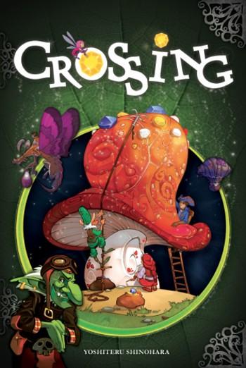 SOUTĚŽ o rychlou blafovací hru CROSSING