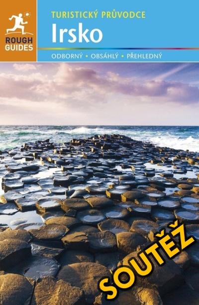 SOUTĚŽ o turistického průvodce - IRSKO z řady Rough Guides