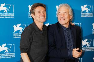 Abel Ferrara Willem Dafoe - hvezda filmu Pasolini