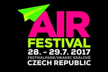 AIR Festival přidává další účinkující