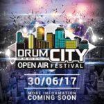 DRUMCITY – nový open air festival v Pardubicích