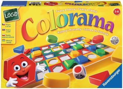 SOUTĚŽ o postřehovou hru COLORAMA