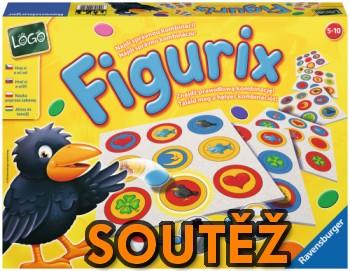 SOUTĚŽ o postřehovou hru FIGURIX