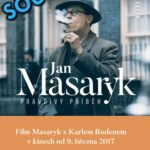 SOUTĚŽ o knihu JAN MASARYK