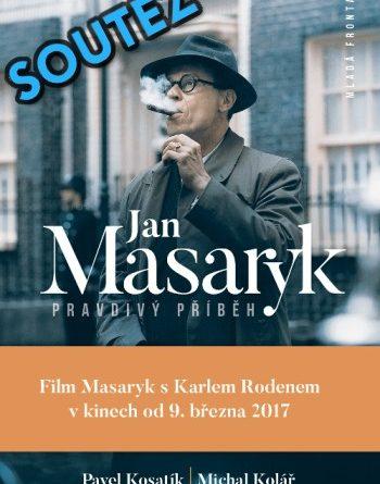 SOUTĚŽ o knihu JAN MASARYK (Mladá Fronta)