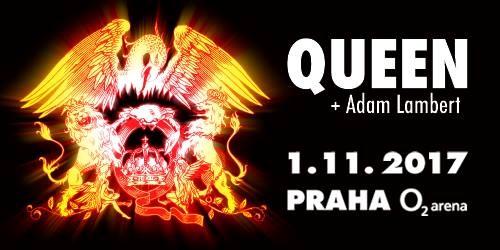 QUEEN se vracejí do Prahy se svou zbrusu novou show