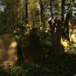 Po stopách… Židovské hřbitovy I.