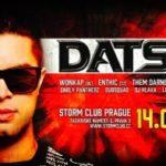 Datsik přijede ukázat co znamená slovo party