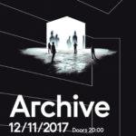 Loňské turné Archive bude pokračovat i letos v Lucerna Music Baru