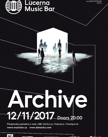 Archive se vrací do Lucerna Music Baru