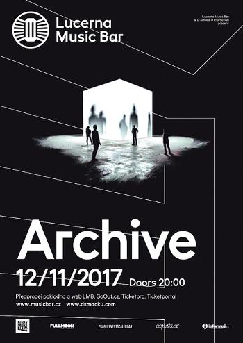 Archive se vrací do Lucerna Music Baru