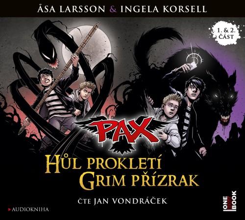 Åsa Larsson - PAX: Hůl prokletí & Grim přízrak