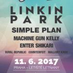 Linkin Park představí nové album v Praze už v červnu