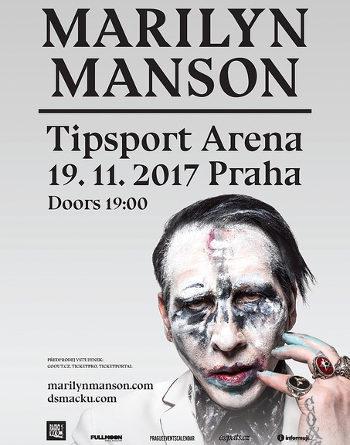 Kontroverzní Manson opět zavítá do Čech