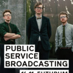 Public Service Broadcasting přijedou do Prahy