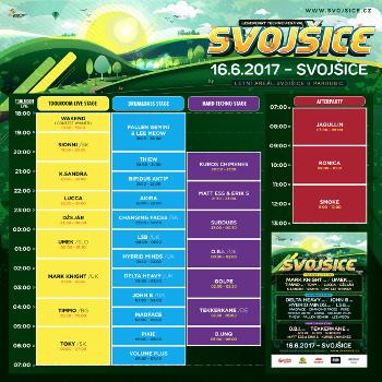 Festival Svojšice bude již příští víkend