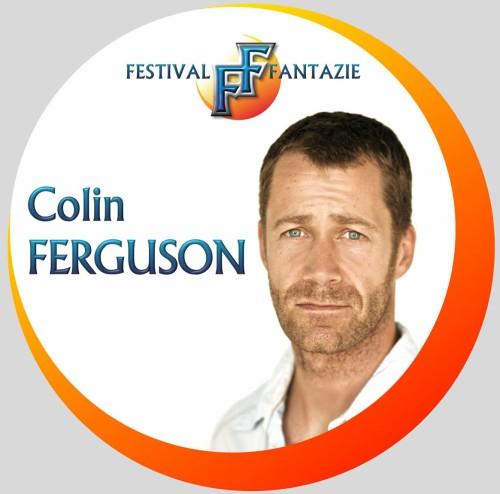 Festival Fantazie - Colin Ferguson