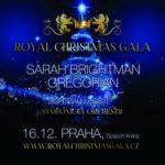 SARAH BRIGHTMAN míří do Česka s vánočním koncertem ROYAL CHRISTMAS GALA