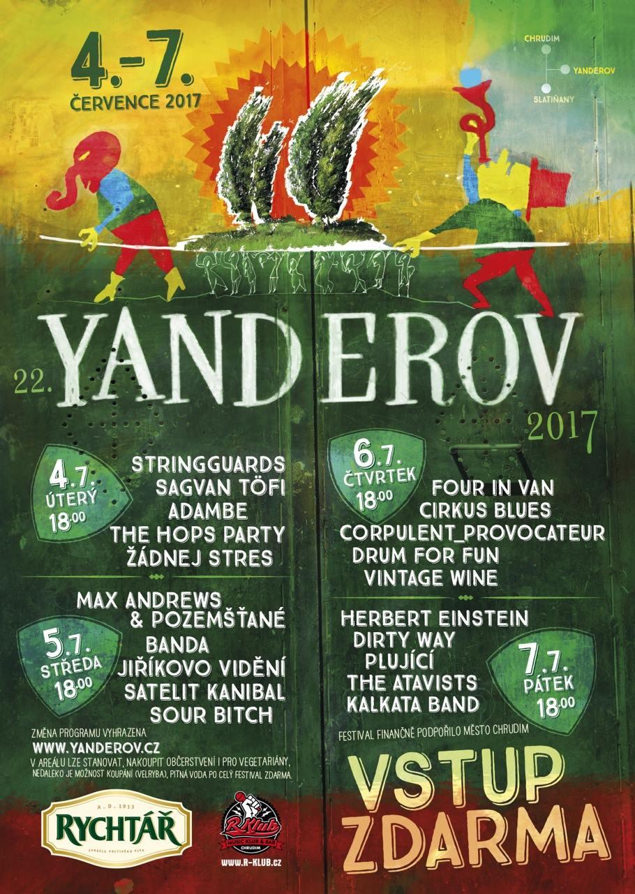 Yanderov 2017