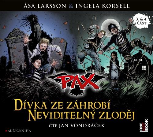PAX: Dívka ze záhrobí & Neviditelný zloděj