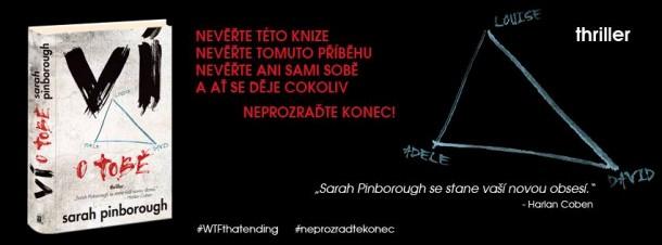 Sarah Pinborough - Ví o tobě
