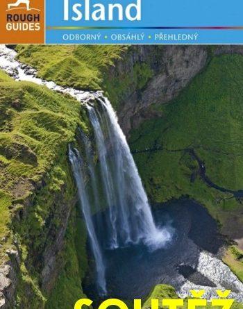 SOUTĚŽ o turistického průvodce - ISLAND z řady Rough Guides