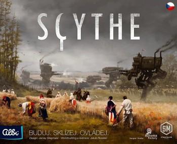 strategická hra SCYTHE od ALBI