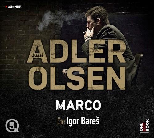 recenze audioknihy Marco