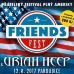 SOUTĚŽ o vstupenky na Friends Fest do Pardubic