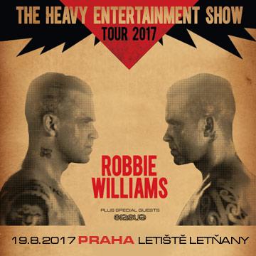Robbie na dosah ruky – za pár dní!