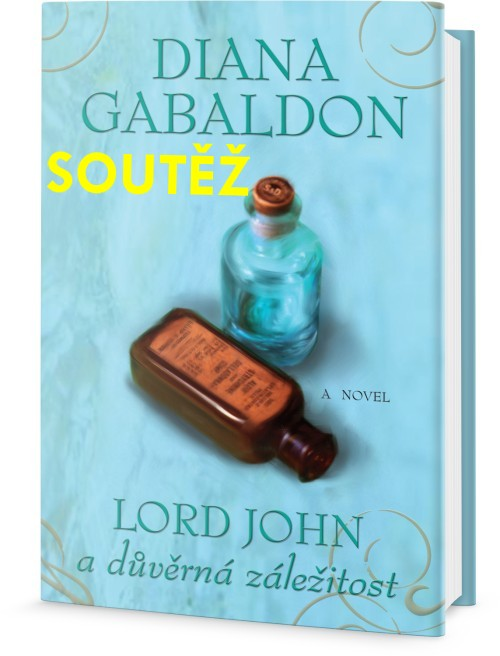 SOUTĚŽ o román LORD JOHN a důvěrná záležitost