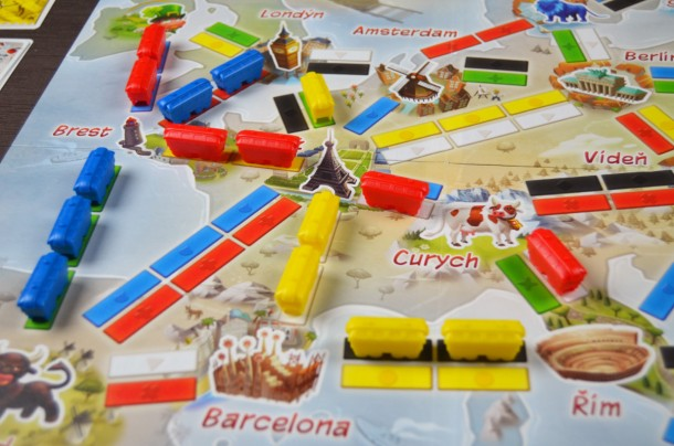 TICKET TO RIDE Junior