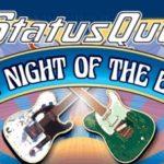 Status Quo byli v Liberci ve skvělé formě a dopřáli fanouškům hardrockové posvícení