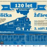 120 let železnice Polička – Žďárec u Skutče