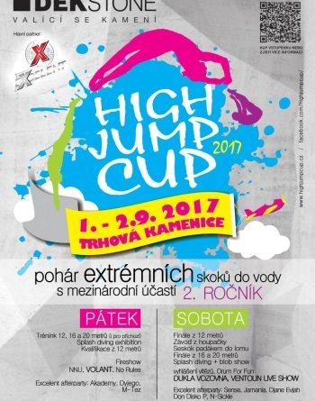 Druhý HighJump Cup se blíží