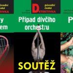 SOUTĚŽ o tři původní české detektivky z nakladatelství MOBA