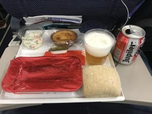 #WORKYinNYC - Díl 01 - Oběd 12 km nad Atlantikem