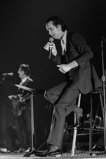 Nick Cave, foto: FotoZajda.cz