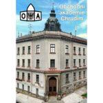 Pozvánka na 135. výročí založení Obchodní akademie Chrudim